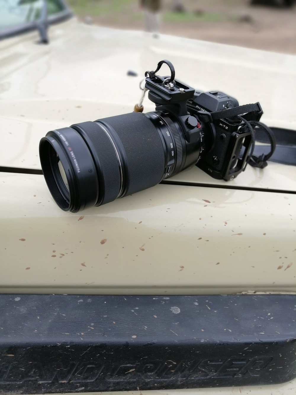 Fujinon XF 100-400mm f/4.5-5.6