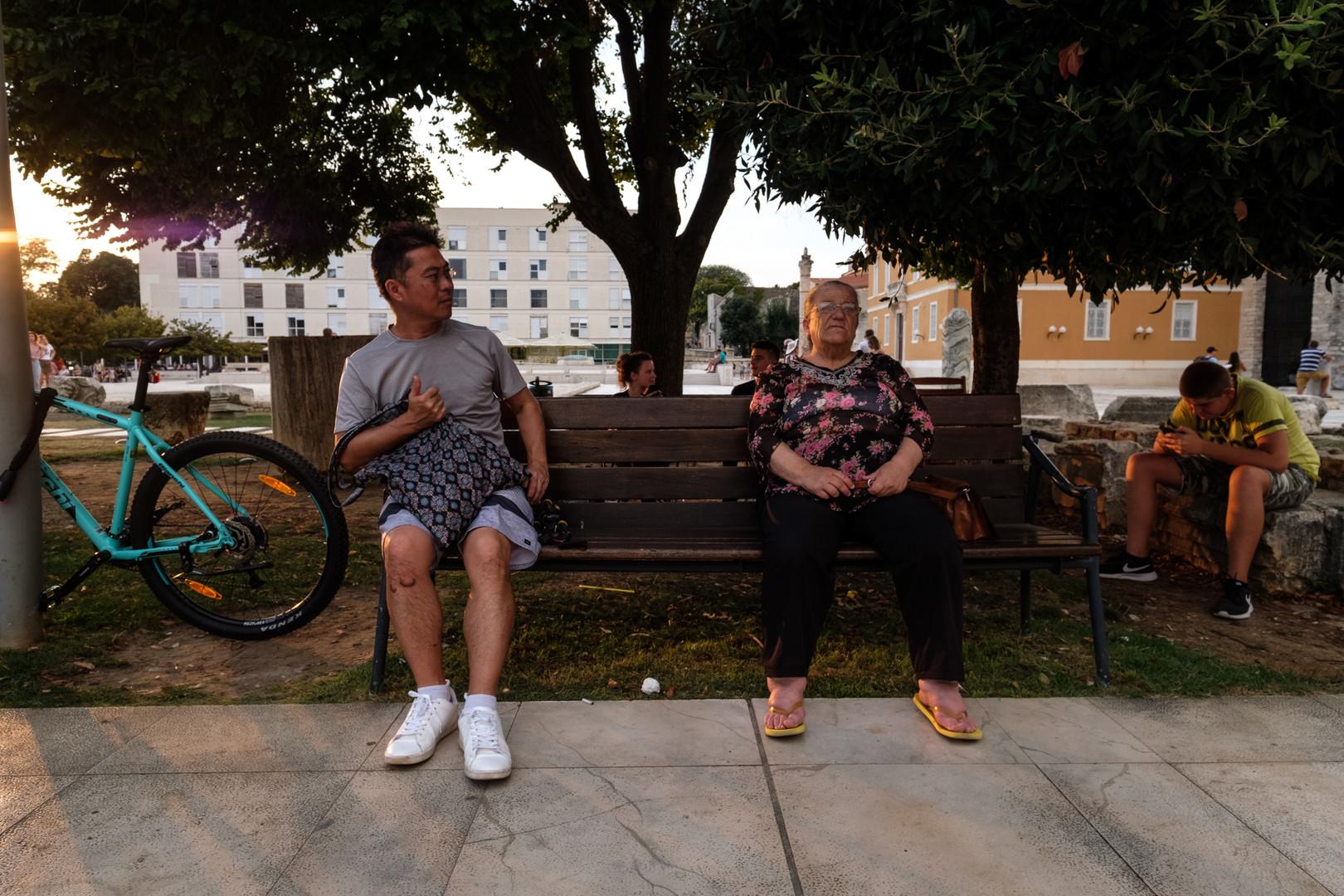 Clients in Zadar