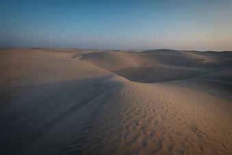 Al Khaluf dunes, Oman