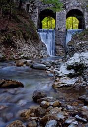 Dam system of Idrija