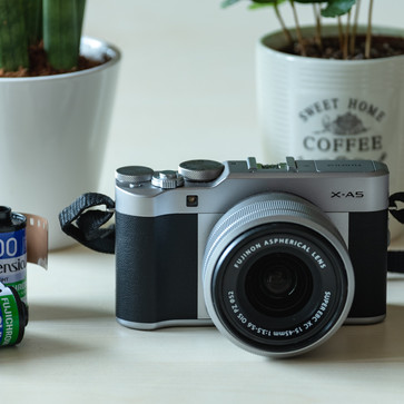 How does the Fujifilm X-A5 works for Travel photography?