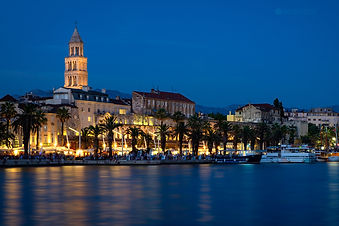 Split in the evening