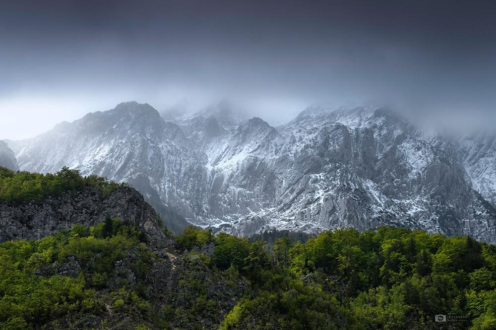 Trenta mountains