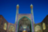 Imam's mosque in Esfahan