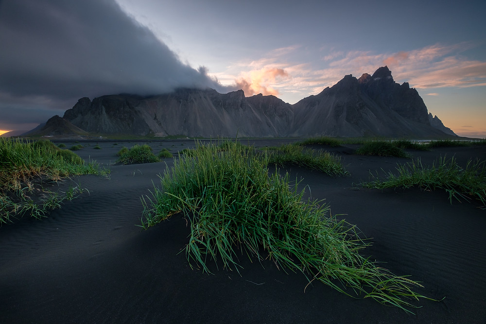 Vestrahorn Adobe Lightroom