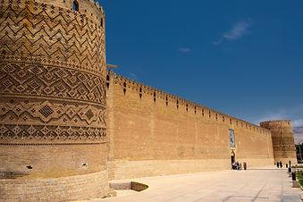 Citadel in Shiraz, Iran