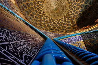 Sheikh Lotfallah in Esfahan