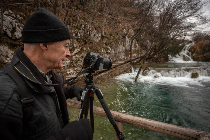 Clients in Plitvice