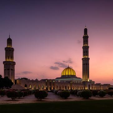 Cruisin' in Oman