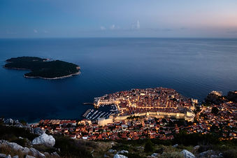 Dubrovnik from Cable Car