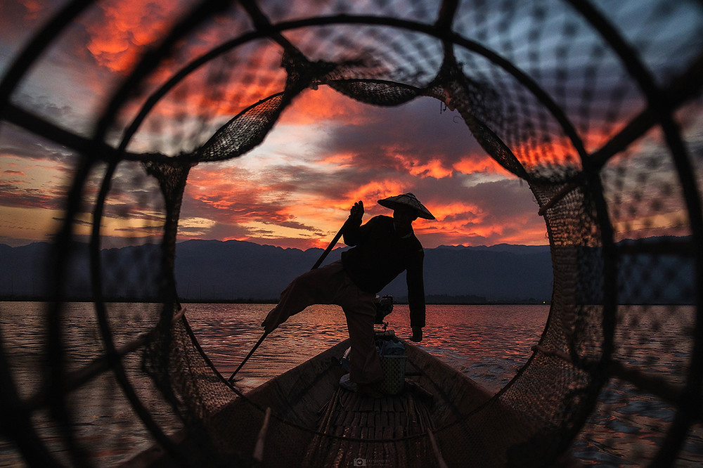 Fishermen from Inle lake