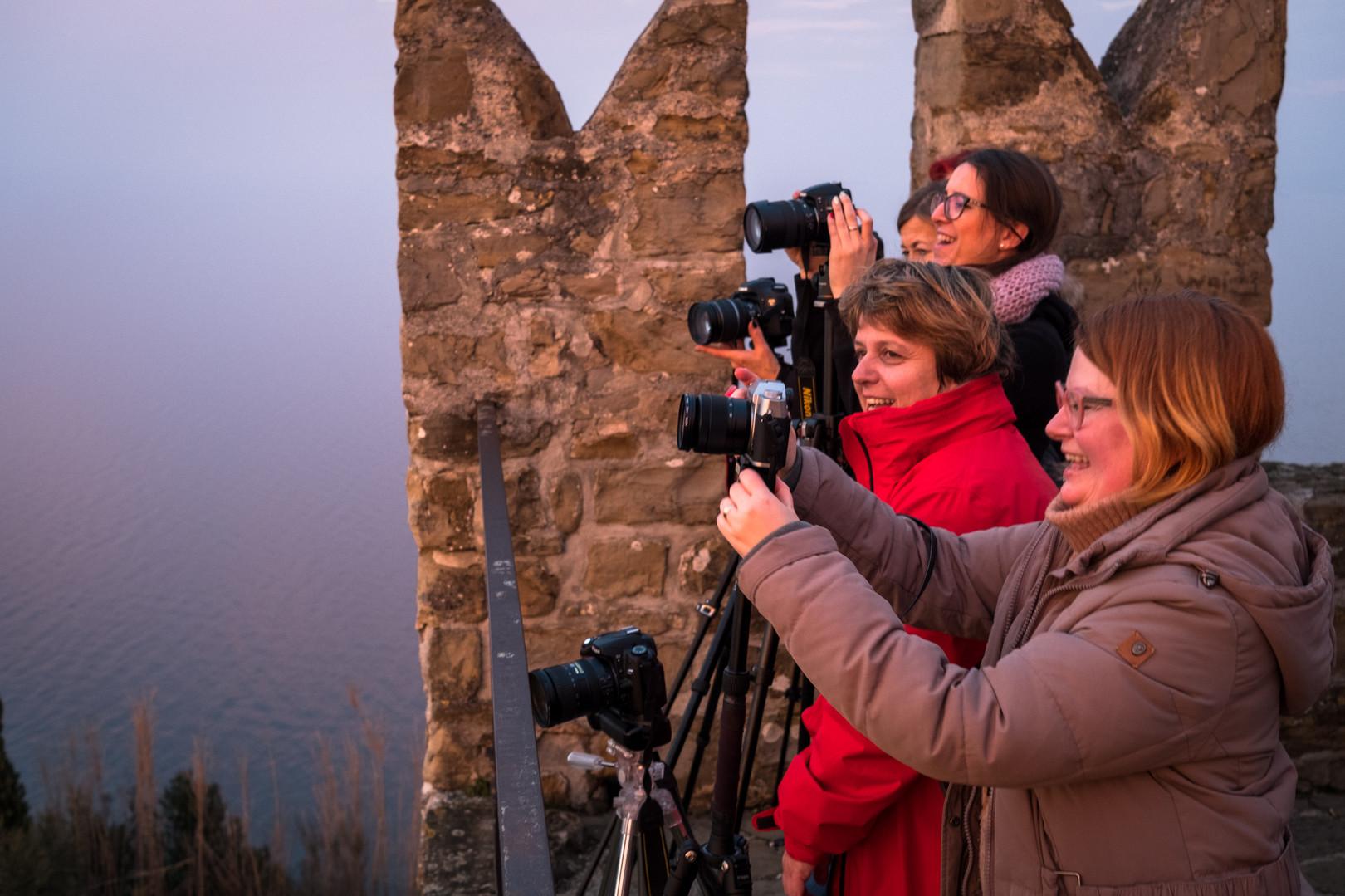 Clients on Trips4photos Tour