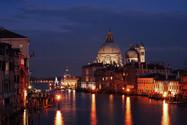 Venice from Academia Bridge