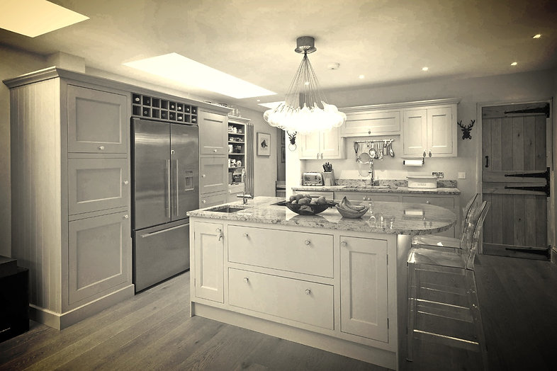 Wooden Kitchen London