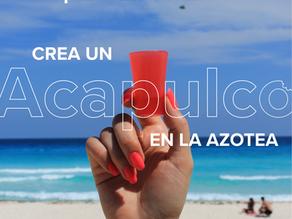 Acapulco en la azotea 2021: bueno, bonito, barato y cool.