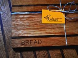 Oak & Walnut Chopping Board