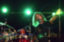 Drum, Voice and Guitar Instructor John Thornburg