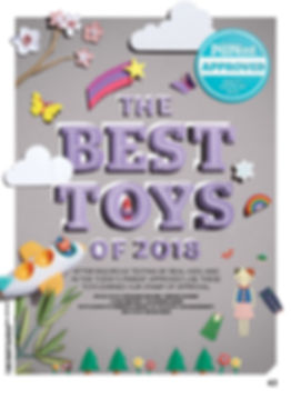 Toy guide, gift guide