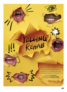 Yelling rehab, parenting