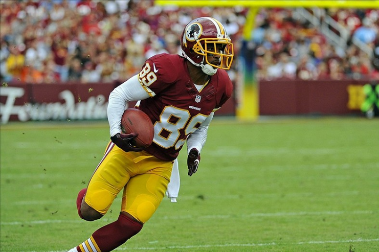 SANTANA MOSS - WASHINGTON
