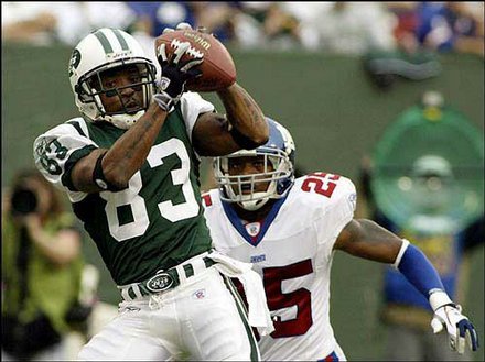 Santana Moss - New York Jets