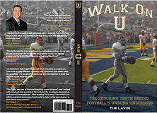 Walk-On U by Tim Lavin