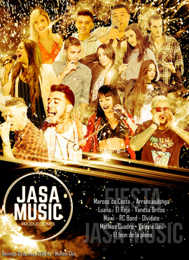 Evento JASA Music