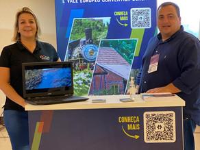 Blumenau e Vale Europeu Convention & Visitors Bureau participa do Festuris Connection, em Gramado