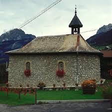 la Chapelle de la ville dunant