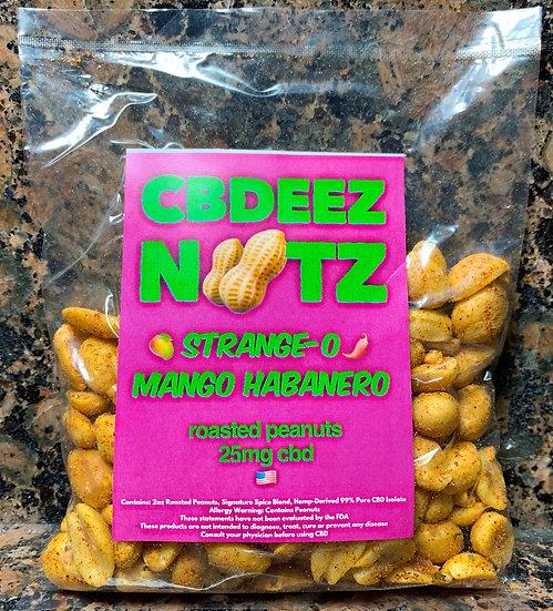 Strange-O Mango Habanero Peanuts