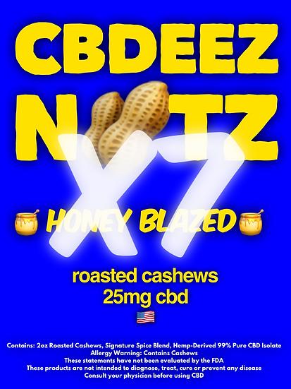 7-Piece Honey Blazed