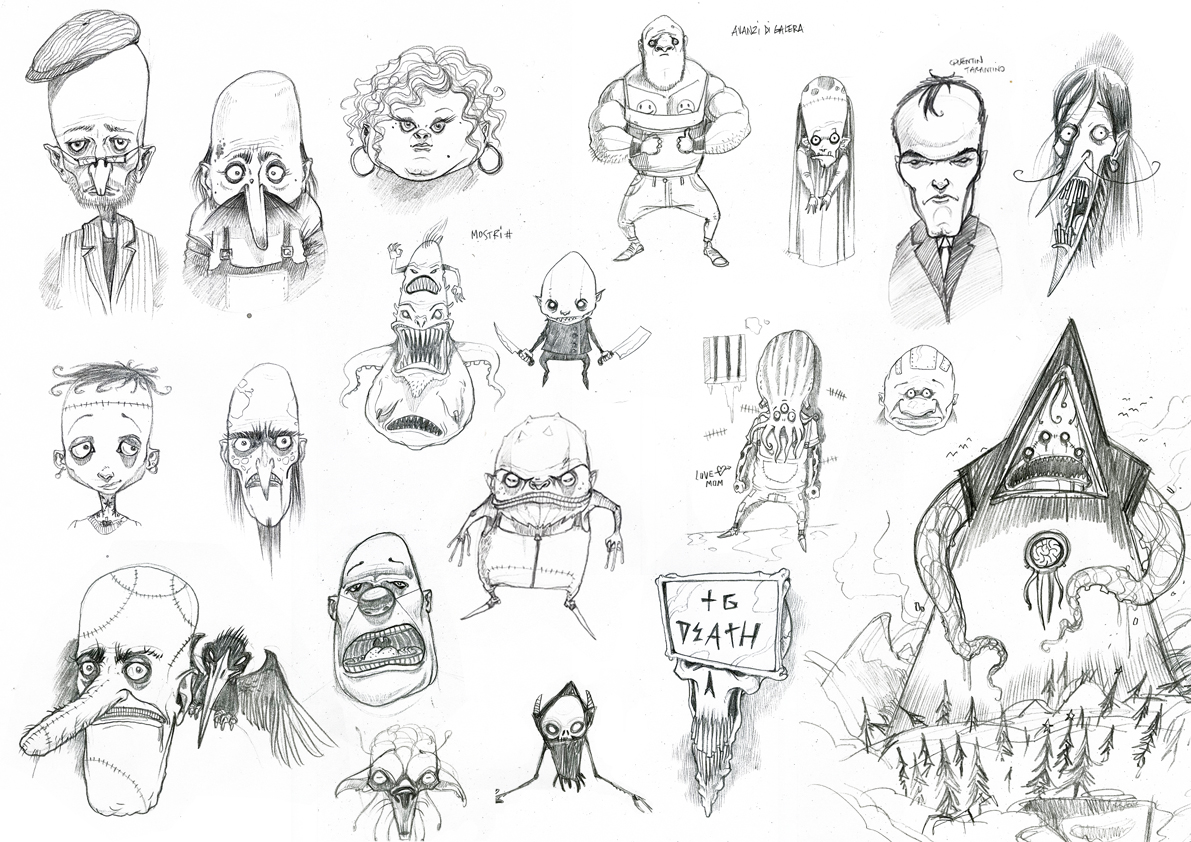 bozzetti personaggi vari.jpg