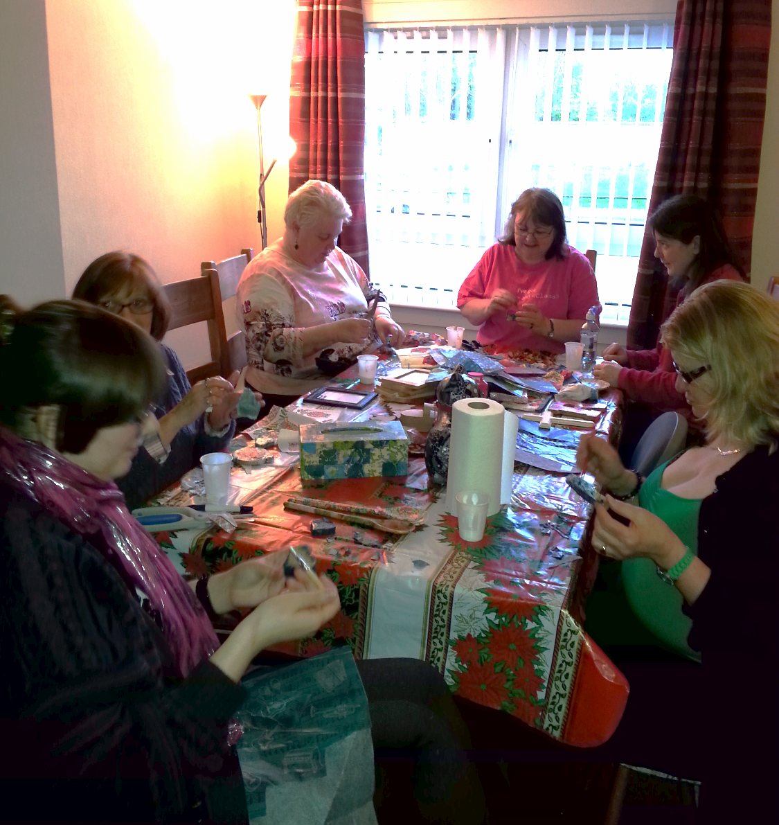 Craft Group at St Martin's