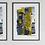 Thumbnail: Wales Tenby Yellow Print
