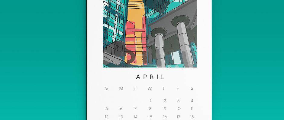 Pre-Order Hong Kong 2022 Calendar