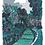 Thumbnail: Wales Roath Park Print