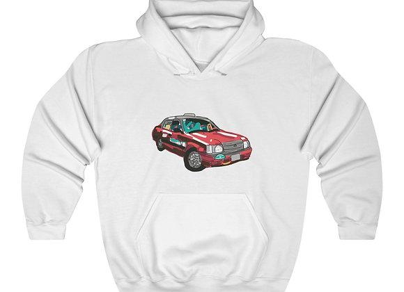 Hong Kong Taxi - Unisex Heavy Blend™ Hooded Sweatshirt