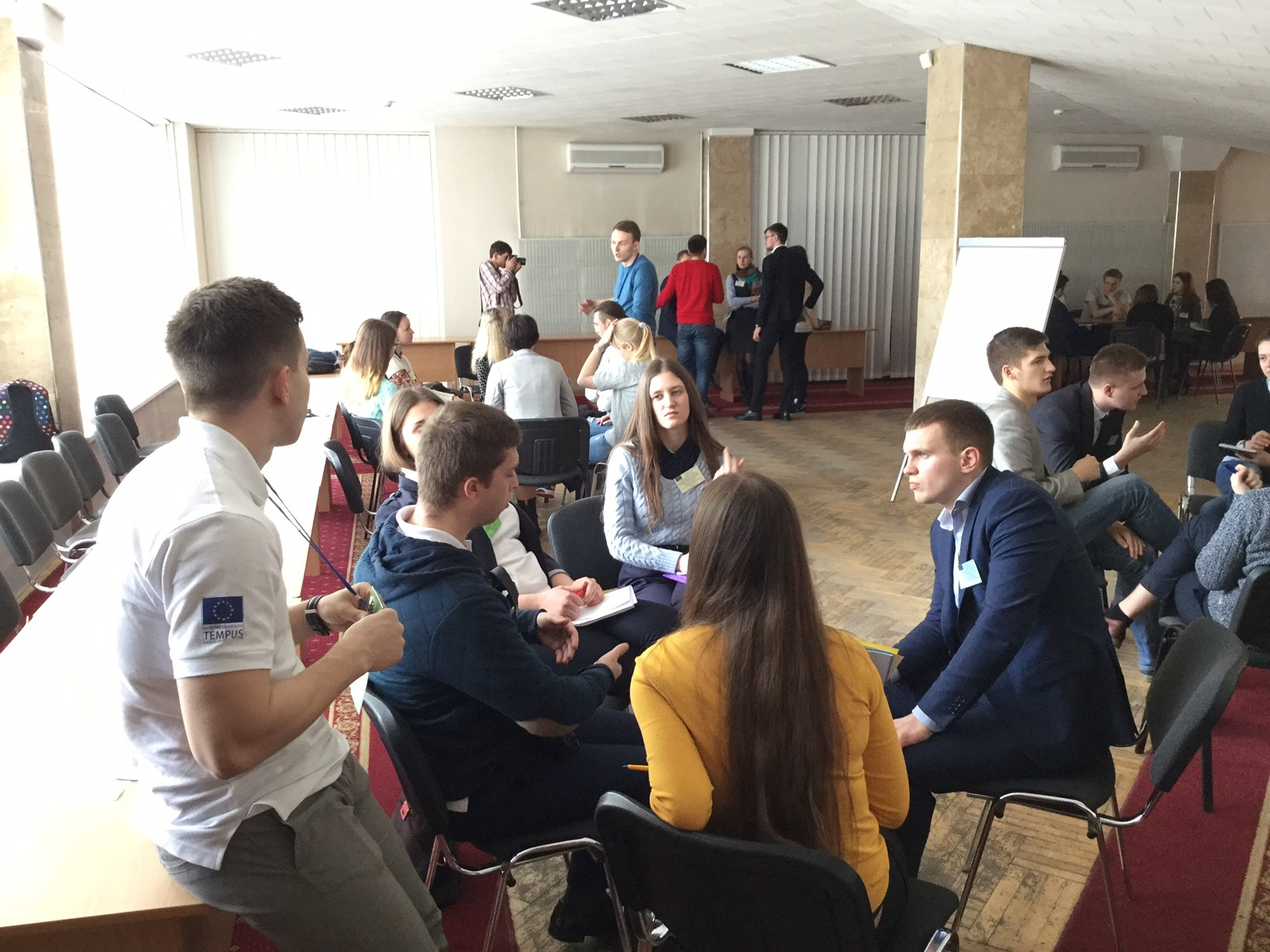 Day 1 Student Group Discussion