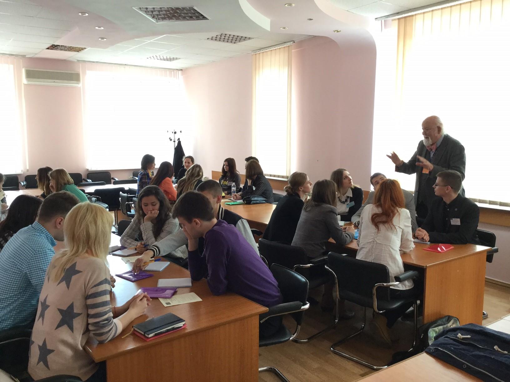 Day 1 Student Discussion & Alfredo