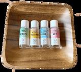 嗅覚反応分析の精油