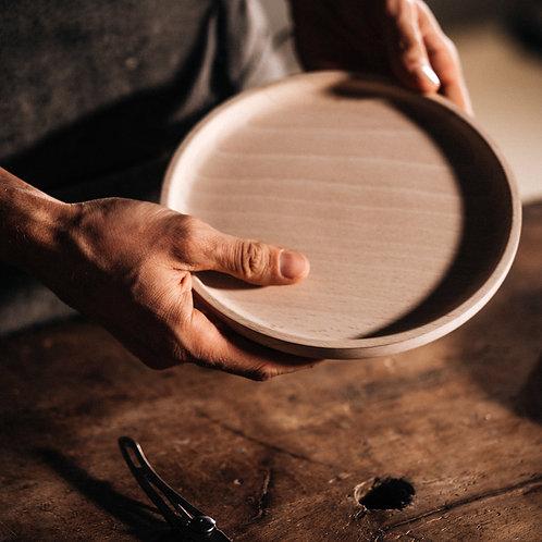 Atelier découverte | Tour à Bois | Niveau 2 | Assiette en bois
