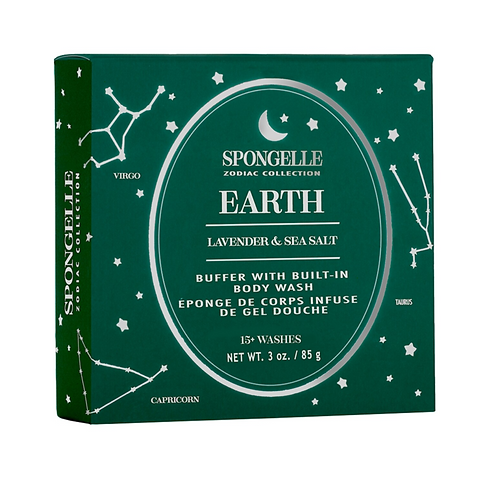 Zodiac Earth, Lavender and Sea Salt