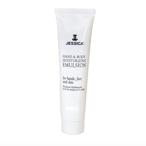Jessica Deluxe Hand And Body Moisturizing Emulsion Lotion