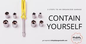Organize a Garage in 3 Steps