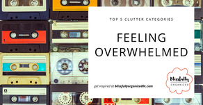 Top 5 Clutter Categories
