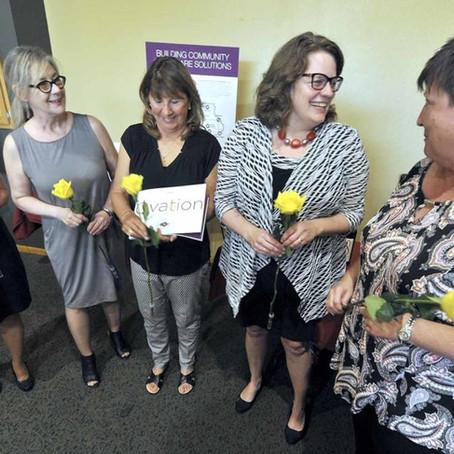 Iowa Women's Foundation honors five in FD