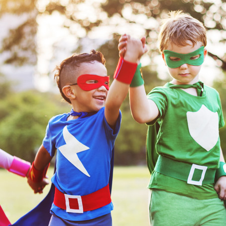 Is Your Child Care Provider a Super-Hero?