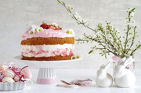 påsk Cake