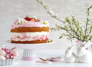 Sweetened and Condensed: A Brief History of Cake