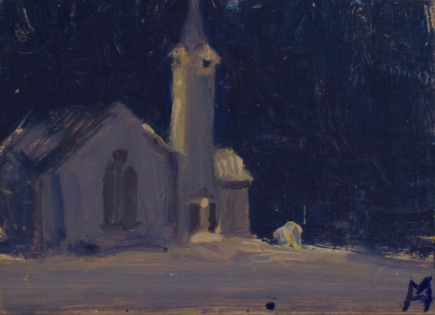 church nocturne